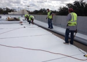 Commercial Flat Roof Repair Contractors