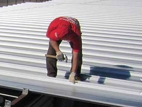 Metal Roof restoration Contractors