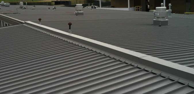 Round Rock Metal Roof Restoration