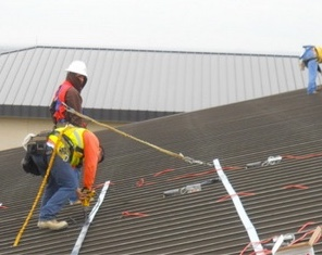 Commercial Metal Roof Repair Contractors