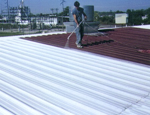 Commercial Metal Roof Restoration Contractors