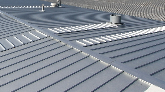 Commercial Metal Roofing Systems